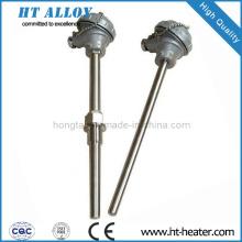 Capteur Thermocouple Thermowell en acier inoxydable