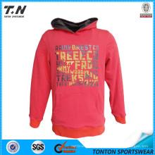 OEM Fashion Custom Polar Fleece Sublimation Hoody Sweatshirt