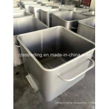 International Standard Stainless Steel 200L Meat Trolley