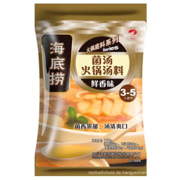 Gute Geschmack Haidilao Pilz Gewürz Gewürz Sauce