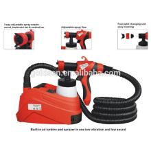 900W HVLP Floor Baseado poder Paint Spray DIY Electric Gun Spray GW8180