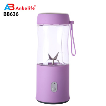2019 Anbolife newsUSB Fruit Juice Blender