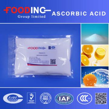 FCC Bp USP Ascorbinsäurepulver, reine Ascorbinsäure