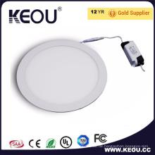 Epistar Eingebettete LED-Panel 6W 12W 18W 24W dünne Dimmale Decke