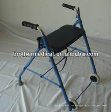 steel rollator without seat