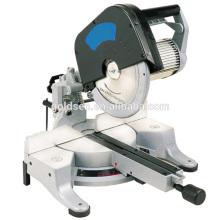 255mm Cabeza Eléctrica Desmontable De Inducción Sliding Mitre Saw Portable De Alimentación Madera ALuminum Boss Cutting Machine