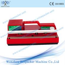Máquina de sellado manual de bolsas de plástico
