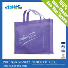 2016 Sedex audit custom cheap recycle non woven bag with logo print
