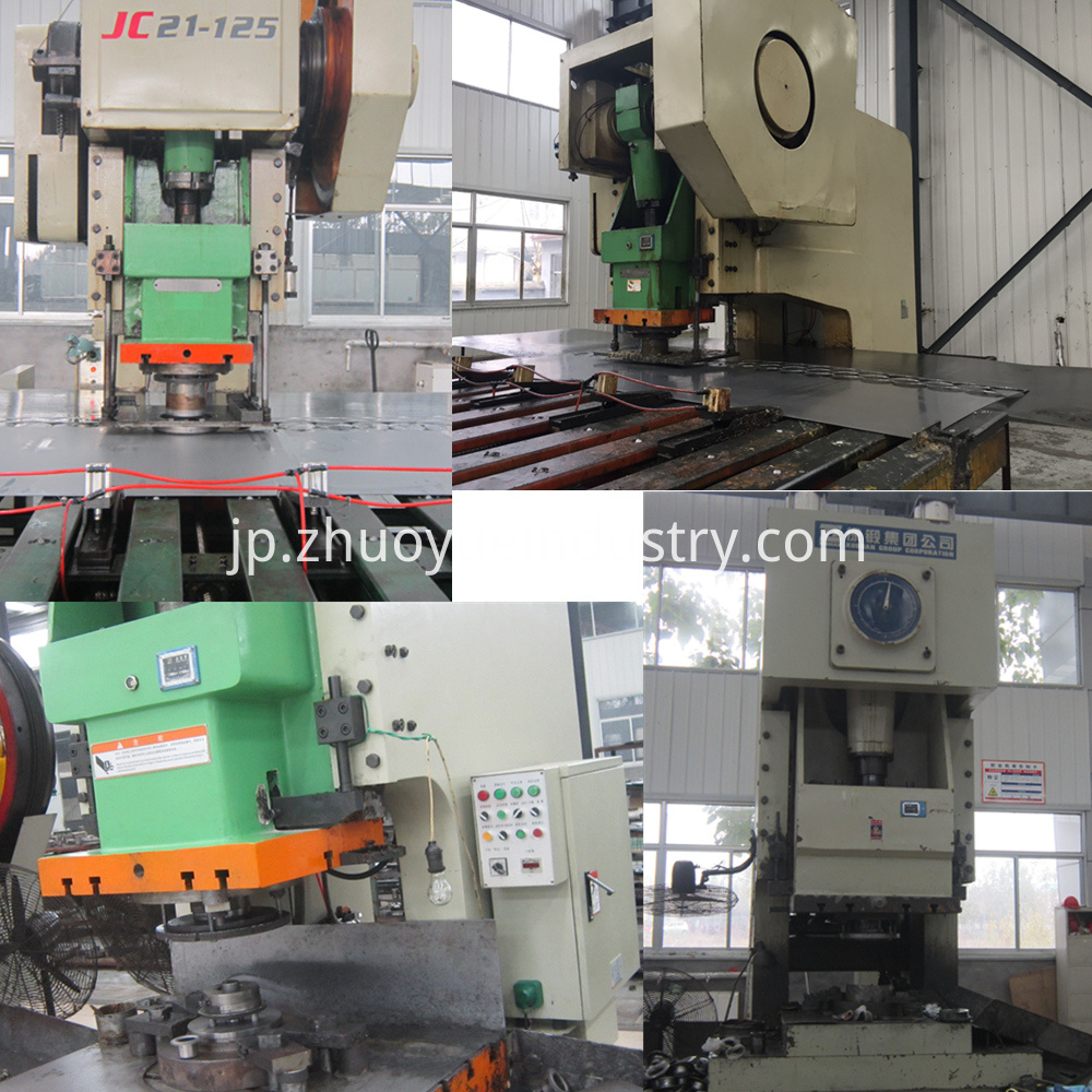 Machine for bearing housing