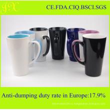 Фирменные чашки для фарфора и керамические кружки