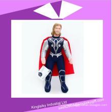 Avengers Alliance Thor/Superman/ Spiderman Doll Plush Cartoon Characters Stock