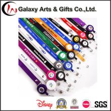 Cordones impresos personalizados con Logo y fácil tirón de hebilla