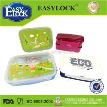 süße Lunchbox aus Kunststoff