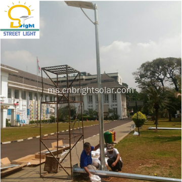 Terbaru 25W All In One Solar Street Light