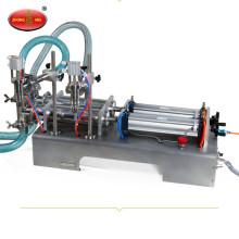 Semi Automatic Liquid Water oil Filling Machine price