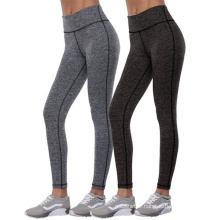Pantalon de yoga pour femme Activewear High Rise Gym Spanx Collants Leggings