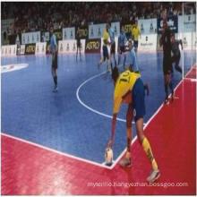 High Quality Maunsell Interlock Sports Floor, PP Interlocking Floor