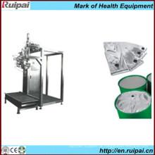 Máquina de enchimento de saco grande asséptico para suco