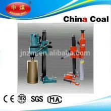Perforadora de núcleo de diamante concreto Perforadora vertical