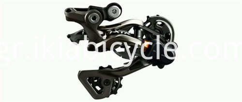 Black Index Rear Derailleurs