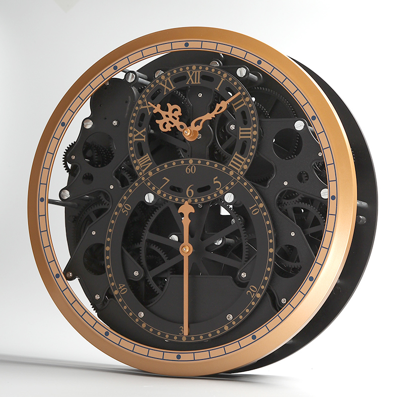 Gear Wall Clock