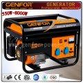 Ohv Digital Electric Portable Gasoline Generator 3kw