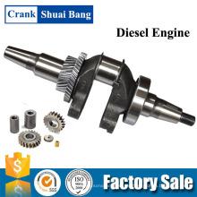 Shuaibang Machinery Engine Oem práctico Groupe Electrogene Gasoline Generator Cigüeñal