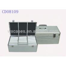 caja de CD de alta calidad de 390 CD discos aluminio por mayor de China fabricante
