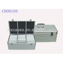 high quality 390 CD disks aluminum CD case wholesales from China manufacturer