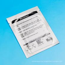Tarjeta de limpieza de fibras compresibles de equipos ATM superiores