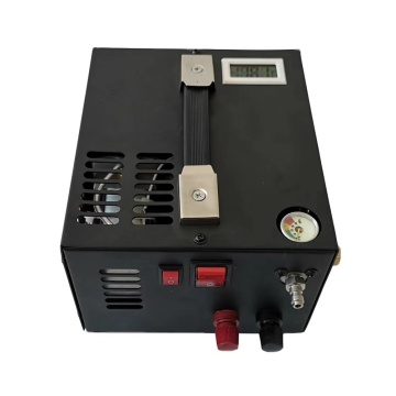 Tragbarer 12 Volt Custom Air 12V PC-Kompressor mit 220V / 110V Transformator