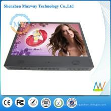 19 inch 5:4 multi media player LED screen for advertising