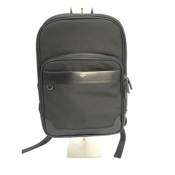 Herren Schulter Leder Rucksack Business Light