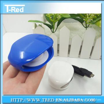 Convenient Wrap Cable Turtle/Automatic Cable Winder