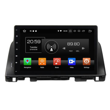 One Din Android 8.0 Car DVD K5 2015