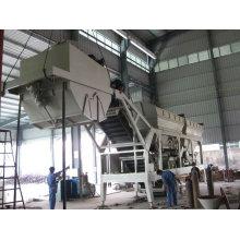Série WBSY300 da máquina de mistura estacionária móvel do solo