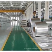 Aluminiumfolien für Aluminiumfolie Laminiertes Papier / Aluminiumfolienbehälter
