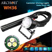 Archon Wh36 Phare avant Max 3000lumens Lampe de plongée