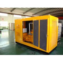 Ensemble générateur insonorisant à gaz silencieux ultra silencieux 600kw