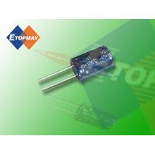 Tmce06 Non-Polar Radial Aluminum Electrolytic Capacitor 85c