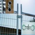 Diseño de cerca temporal galvanizado para el vallado temporal del mercado de Australia / 6 pies * 8 pies