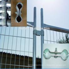 Безопасности забор / открытый временный забор / Австралия Стандартный временный забор панелей