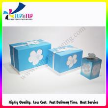 Promoción Cosméticos y cuidado de la piel Set de regalo Cartón Cajas de embalaje