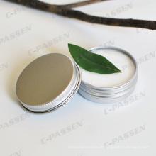 100g Aluminium Kosmetisches Cremetopf mit Deckel