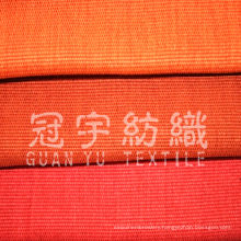 100% Polyester Synthetic Linen Fabric for Home Decoration