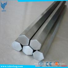 Fabricant de barre hexagonale en acier inoxydable 316L dessiné à froid