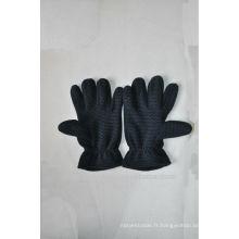 Wholesale 100% polyester gant d'hiver pour la vie quotidienne