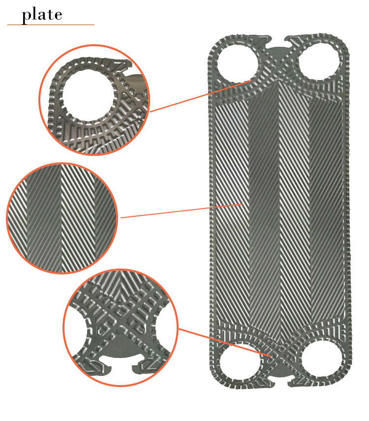 Heat Exchanger Plate V60