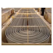 Tubes de courbure en U en acier inoxydable ASTM A269 1.4404