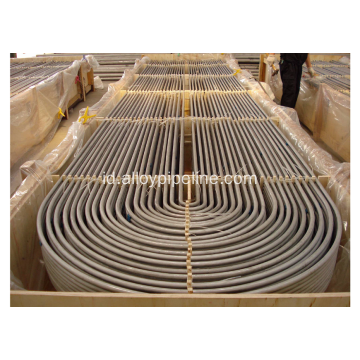 ASTM A269 1.4404 Tabung U Bend Stainless Steel
